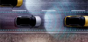 Régulateur de vitesse adaptatif 'ACC'