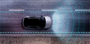 Correcteur de trajectoire 'Dynamic Lane Assist'